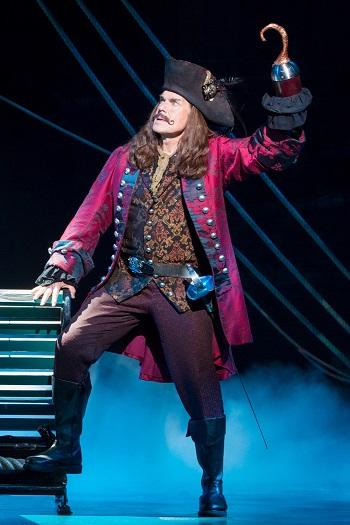 John Davidson as Captain James Hook in Finding Neverland Credit Jeremy Daniel_IMG_0033.jpg